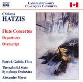 Hatzis: Departures - Overscript de Patrick Gallois