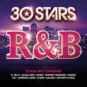 30 Stars: R&B by Various Artists