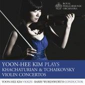 Yoon-Hee Kim plays Khachaturian and Tchaikovsky Violin Concertos by Yoon-Hee Kim