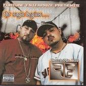 Fortune Enterprize Presents: The Saga Begins by Mr. Kee