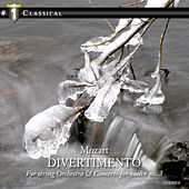 Divertimento for String Orchestra & Concerto for Violin No. 3 by Concertgebouw Chamberorchestra