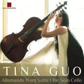 J.S. Bach: Cello Suite No.1 in G Major, BWV 1007: II. Allemande von Tina Guo