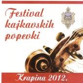 Festival kajkavskih popevki, Krapina 2012. de Various Artists