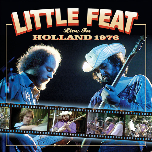 Live in Holland 1976 by Little Feat