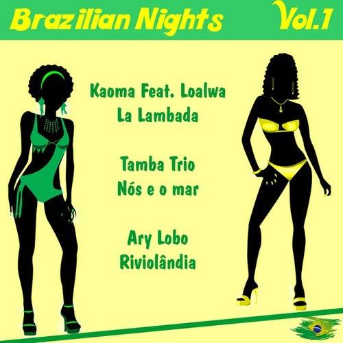 Brazilian Nights, Vol.1 by Various Artists