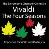 Vivaldi: The Four Seasons de Barrymoore Chamber Orchestra