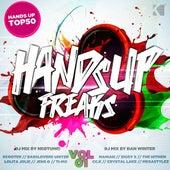 Hands Up Freaks, Vol. 1 von Various Artists
