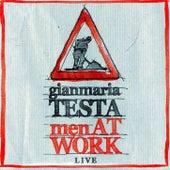 Men At Work (Live) by Gianmaria Testa