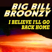 I Believe I'll Go Back Home by Big Bill Broonzy