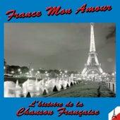 France mon amour: l'histoire de la chanson française von Various Artists