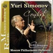 Yuri Simonov, Moscow Philharmonic Orchestra, Mussorgsky, Ravel de Yuri Simonov