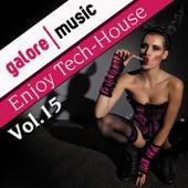 Enjoy Tech-House, Vol. 15 de Various Artists