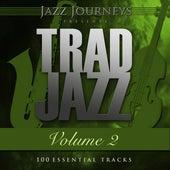 Jazz Journeys Presents Trad Jazz - Vol. 2 (100 Essential Tracks) by Various Artists
