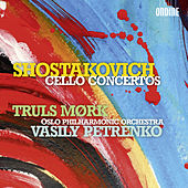Shostakovich: Cello Concertos by Truls Mork