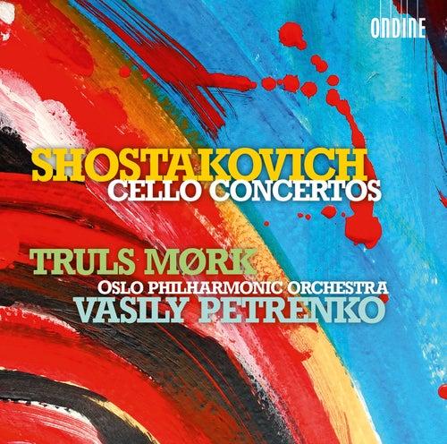 Shostakovich: Cello Concertos by Truls Mork