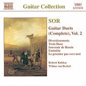 Complete Guitar Duets Vol. 2 by Fernando Sor
