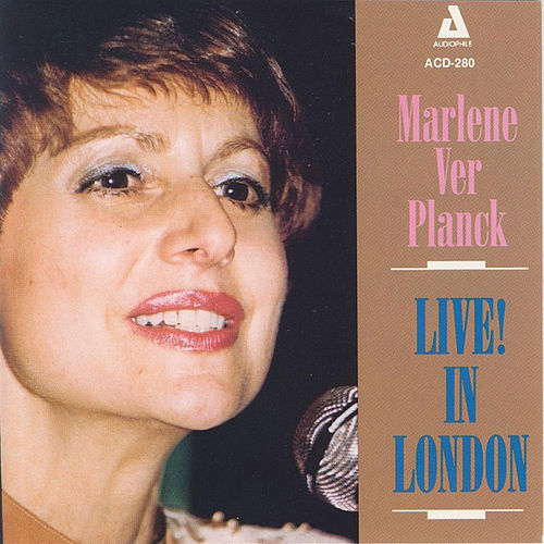 Live! In London by Marlene Ver Planck
