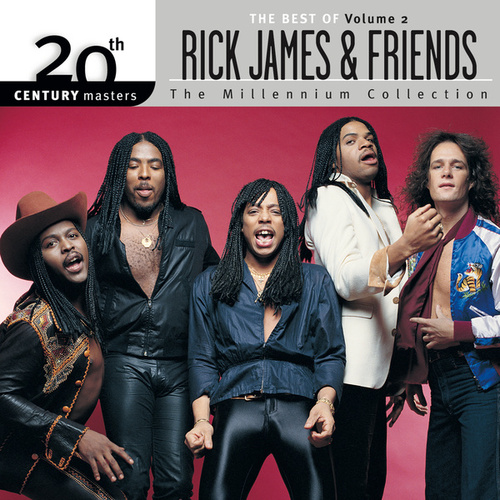 The Best Of Rick James & Friends Vol. 2 by Various Artists