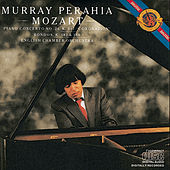 Mozart:  Concerto for Piano and Orchestra No. 26 & Rondos in D & A Major by English Chamber Orchestra; Murray Perahia