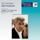 The Essential Bernstein von Leonard Bernstein / New York Philharmonic