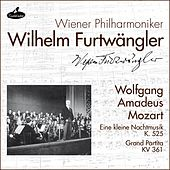 Mozart : Eine kleine Nachtmusik, K. 525 & Grand Partita, KV 361 (1932 - 1936) by Wilhelm Furtwängler