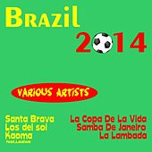 Brazil 2014 von Various Artists