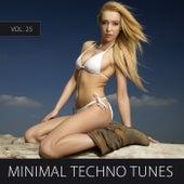 Minimal Techno Tunes, Vol. 25 von Various Artists