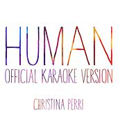 human (Official Karaoke Version) von Christina Perri
