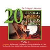 20 de la Mejor CancionesIrlandeses de Baladas de Todos los Tiempos, Vol. 1 by Various Artists