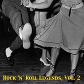 Rock 'N' Roll Legends, Vol. 2 van Various Artists