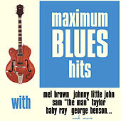 Maximum Blues Hits de Various Artists