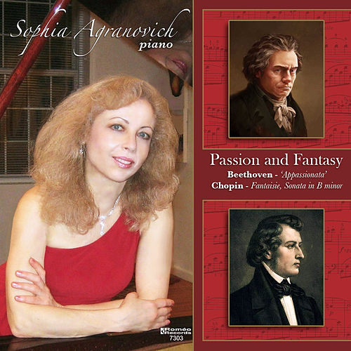 Passion and Fantasy by Sophia Agranovich