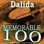 Memorable 100 de Dalida