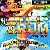 Music & Rum Riddim - EP de Various Artists