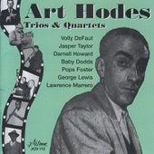Trios & Quartets by Art Hodes