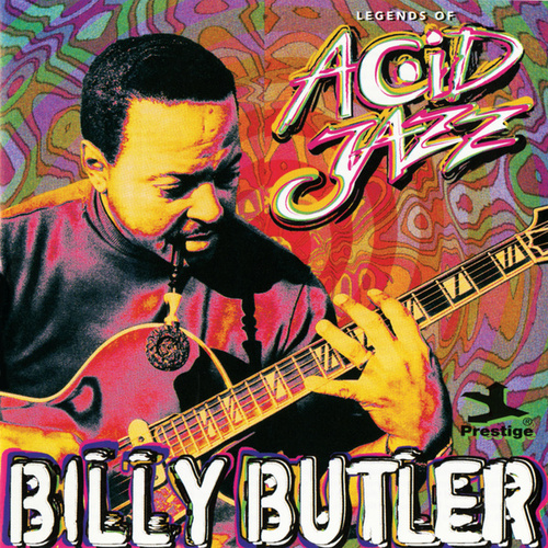 Legends Of Acid Jazz by Billy Butler