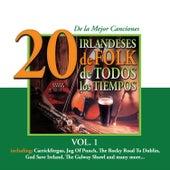 20 de la Mejor CancionesIrlandeses de Folk de Todos los Tiempos, Vol. 1 by Various Artists