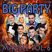 Big Party Manele, Vol. 6 de Various Artists