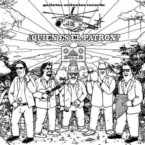 Quien Es el Patron? Remixes by Systema Solar