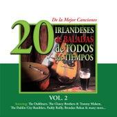 20 de la Mejor CancionesIrlandeses de Pub de Todos los Tiempos, Vol. 2 by Various Artists