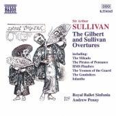 The Gilbert and Sullivan Overtures by Arthur Sullivan
