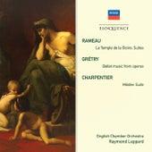 Rameau: Le Temple de la Gloire Suites; Grétry: Ballet Music From Operas; Charpentier: Medée Suite de English Chamber Orchestra