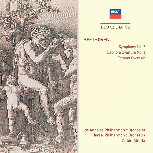 Beethoven: Symphony No.7; Leonore No.3; 'Egmont' Overture by Various Artists