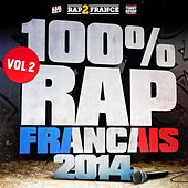 100% rap français 2014, vol. 2 de Various Artists