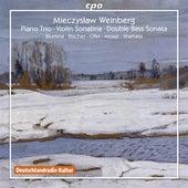 Weinberg: Piano Trio - Violin Sonatina - Double Bass Sonata by Various Artists