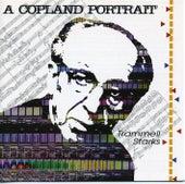 A Copland Portrait by Trammell Starks