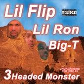 3 Headed Monster von Lil' Flip