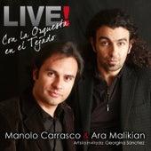 Manolo Carrasco & Ara Malikian Live! de Various Artists