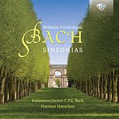 W.F. Bach: Sinfonias by Kammerorchester Carl Philipp Emanuel Bach