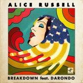 Breakdown de Alice Russell